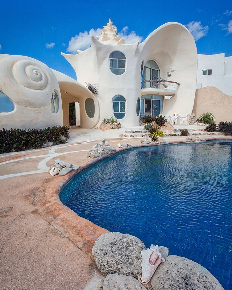 Most Popular Vacation Spots In The World: 15 Most Amazing And Exotic Houses In The World